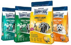Free Happy Dog pet food sample