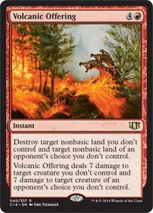 Volcanic Offering [C14]