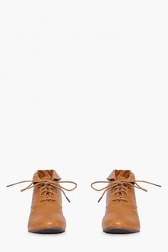 Staci Bootie in Tan / click for more affordable and fashionable shoes!