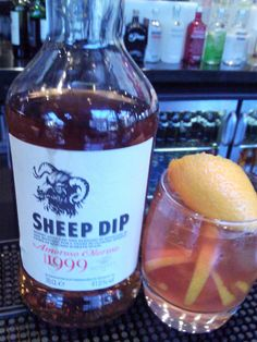Old Fashioned Made With A Whisky Rarity Soon To Be Collectors Dream