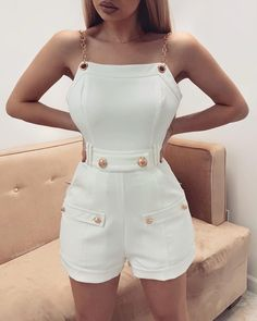 Trend Fashion, Look Fashion, Womens Fashion, Fashion Design, High Fashion, Mode Ootd, Casual Outfits, Cute Outfits, Outfit Trends