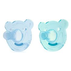 """Philips Avent 0-3 Months 2 Pack BPA Free Bear Soothie - Boy - Avent - Babies """"R"""" Us"""