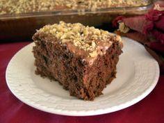 Root Beer Chocolate Cake
