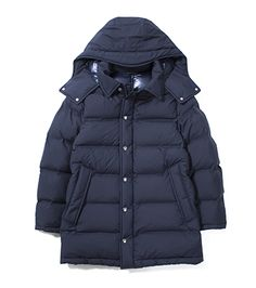 WINDSTOPPER® Down Coat