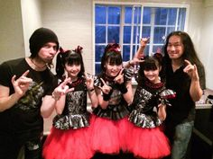 Babymetal + Dragonforce Sounds Like Babymetal (or Dragonforce)