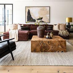 Living Room Interior, Home Interior Design, Living Room Decor, Interior Colors, Interior Design For Apartments, Beautiful Interior Design, Beautiful Interiors, Interior Decorating, Deco Design