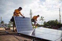 Solar Panel company to go big.