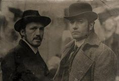 Ripper Street. Can't believe it's been canceled. I loved it even more after S2.