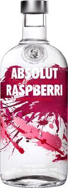 Absolut Raspberri Vodka 700mL $47