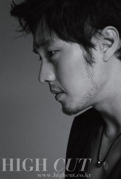 So Ji Sub - High Cut Magazine September 2010