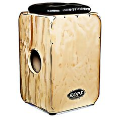 Big Bottom end and crisp snares! THE BEST OF BOTH WORLDS! http://www.kopfpercussion.com/s-series-slaptop-snare-cajon-from-kopf-percussion/