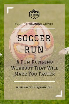 Read all about an exciting running workout that will make you a faster runner. Read all about an exciting running workout that will make you a faster runner. Read all about an exciting running workout that will make you a faster runner. Soccer Pro, Soccer Drills, Soccer Coaching, Youth Soccer, Soccer Tips, Kids Soccer, Soccer Cleats, Morgan Soccer, Soccer Ball