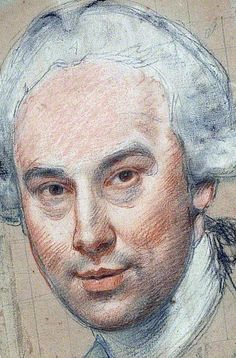Technical Selfie! John Russell (1745–1806), 1780, was an English painter of portraits in oils and pastels, and as a writer and teacher of painting techniques. At the age of 19 he converted to Methodism, which was the cause of tension with his family and with his teacher. He wrote Elements of Painting with Crayons, and won premiums for his drawings from the Society of Arts in 1759 and 1760, and entered the Royal Academy school of art, winning its gold medal for figure drawing in 1770.