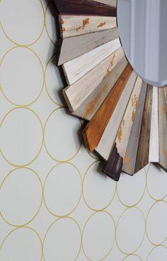 Circle wall detail