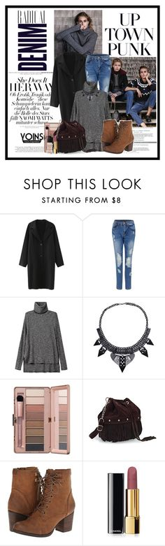 """Yoins.com 20"" by cindy88 ❤ liked on Polyvore featuring Alima, Madden Girl, Chanel, Givenchy and yoins"