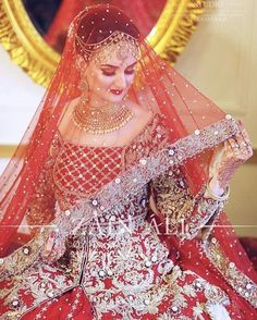 A Guide To Bridesmaids Dresses. Picking bridesmaids gowns is no simple job, but it is among the most interesting and typically the most emotional parts of the wedding planning proc Indian Wedding Poses, Indian Bridal Photos, Indian Bridal Outfits, Bridal Dresses, Bengali Wedding, Bengali Bride, Pakistani Bridal, Indian Weddings, Bridal Lehenga