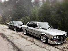 BMW E28 - A great Dual