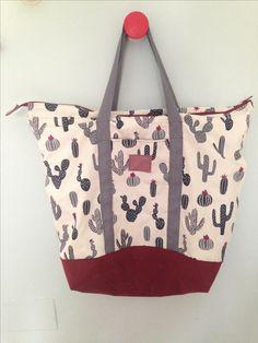 Nova Weekender Bag! Magnífiques robes de Rosa's Crafts