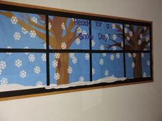 Are you ready for a Snow Day? Bulletin Board