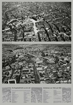 Luftbildpläne, EDITION PANORAMA BERLIN