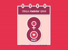 8 Mart Dünya Kadınlar Günü, Takvim