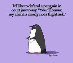 I Love Penguins