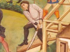 Long handsaw
