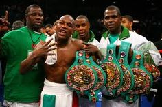 Prizefighter Tribute: Floyd Mayweather