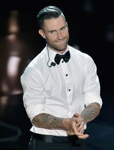 28 Photos Of Adam Levine That Are Almost 100% Certain To Impregnate You Immediately