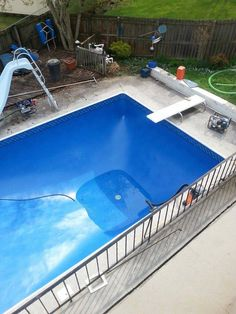 15 X 30 Kayak Above Ground Pool Liner Replacement Rockwood