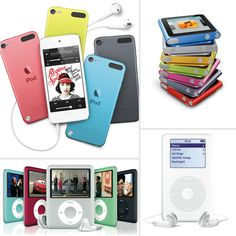 11 Years of iPod Evolution: Then and Now