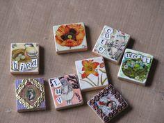 Spring Scrabble Tiles 004 by ronijj, via Flickr