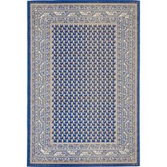 Found it at Wayfair - Tribeca Blue Area Rug