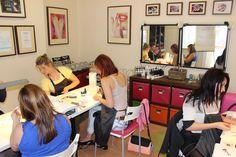 Nail Art Courses & Beauty Training  - http://nailart-gallery.com/2014/07/nail-art-courses-beauty-training/