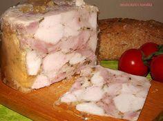 Drobiowy smakołyk z szynkowara