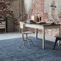 Carpet Denim | by Desso www.kokwonenenlifestyle.nl