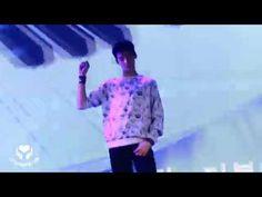 150125 롯데월드 판타지오 아이틴(iTeen) 동민(dongmin) LAY ME DOWN - YouTube