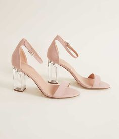 e6ca4f59ca45 Madden Girl Beella Heeled Sandal - Women s Shoes in Rose