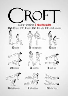Croft Workout