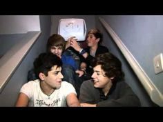 One Direction Video Diary - Week 5 - The X Factor