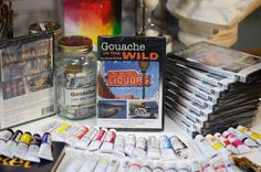 Gurney Journey: The Seven Gouache Hazards and How to Escape Them