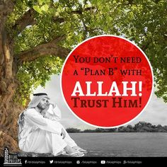 Having complete trust in Allah is such a stress reliever. Because when you don't get what you want, you just know Allah has a better plan! #islamicOnlineUniversity #BilalPhilips  #TrustAllah
