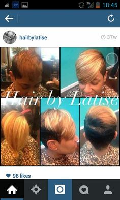 instagram | @hairbylatise