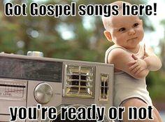 Gospel ... God