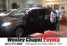 https://flic.kr/p/JsrGF7 | #HappyBirthday to Drew from Ross MacDonald at Wesley Chapel Toyota! | deliverymaxx.com/DealerReviews.aspx?DealerCode=NHPF