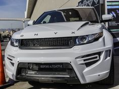SEMA show 2013.  Like this look?  Need these parts. Give us a call 512.234.7873 or email info@pureevoque.com