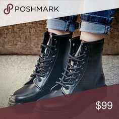 Boot Boots Shoes Combat & Moto Boots