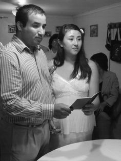 Matrimonio Civil de Mi hermano Jorge con Nataly. 2011