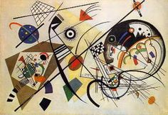 facts about wassily kandinsky. Wassily Kandinsky paintings are hugely popular and we've got a biography of the great man and a unique 1 minute Bluffer's Guide.You can buy Wassily Kandinsky posters, prints and canvases online here, posters uk.
