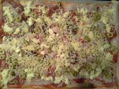 Homemade Pizza by Jeannette Korbaš